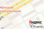 Схема проезда до компании Адвокатский кабинет Ушанова Д.Б. в Черногорске