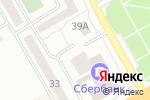 Схема проезда до компании Рубеж-Сервис в Черногорске