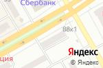Схема проезда до компании РосДеньги в Черногорске