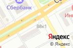 Схема проезда до компании Союзпечать в Черногорске