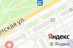 Схема проезда до компании Командор в Черногорске
