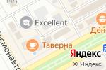 Схема проезда до компании Магазин детских игрушек и трикотажа в Черногорске