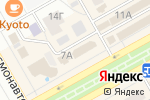 Схема проезда до компании Хмельная бухта в Черногорске