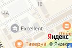 Схема проезда до компании Восток в Черногорске