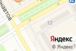 Схема проезда до компании Стиль в Черногорске