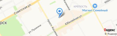 Ингосстрах-М на карте Черногорска