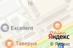 Схема проезда до компании Белая Русь в Черногорске