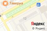Схема проезда до компании Недвижимость Алымовой в Черногорске