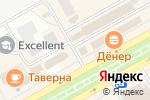 Схема проезда до компании Катри в Черногорске