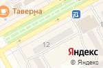 Схема проезда до компании Ведея в Черногорске