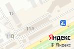 Схема проезда до компании Как сыр в масле в Черногорске