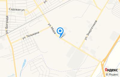 Местоположение на карте пункта техосмотра по адресу Респ Хакасия, г Черногорск, ул Мира, зд 19А