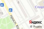 Схема проезда до компании Имидж в Черногорске