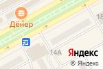 Схема проезда до компании Юничел в Черногорске