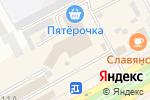 Схема проезда до компании Мода в Черногорске