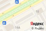 Схема проезда до компании Виктория в Черногорске