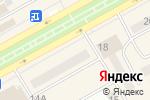 Схема проезда до компании Сапожок в Черногорске