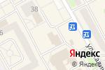 Схема проезда до компании Мечта в Черногорске