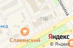 Схема проезда до компании Максим в Черногорске