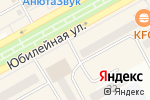 Схема проезда до компании Центр творчества и досуга в Черногорске