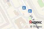 Схема проезда до компании Мастерская по ремонту обуви в Черногорске