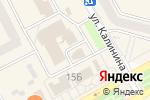 Схема проезда до компании Комиссионный магазин №1 в Черногорске