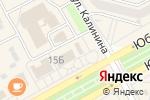 Схема проезда до компании Cherry в Черногорске