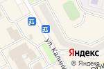 Схема проезда до компании Максимед в Черногорске