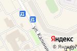 Схема проезда до компании Магазин книг в Черногорске