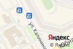 Схема проезда до компании Ирбис в Черногорске