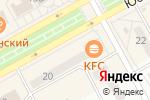 Схема проезда до компании Сладкое желание в Черногорске