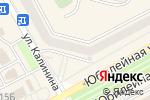 Схема проезда до компании Вита-Мебель в Черногорске