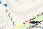 Схема проезда до компании Мясничок в Черногорске