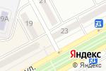 Схема проезда до компании Экран в Черногорске