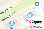 Схема проезда до компании Банкомат, Промсвязьбанк, ПАО в Черногорске