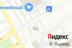 Схема проезда до компании Ягуар в Черногорске