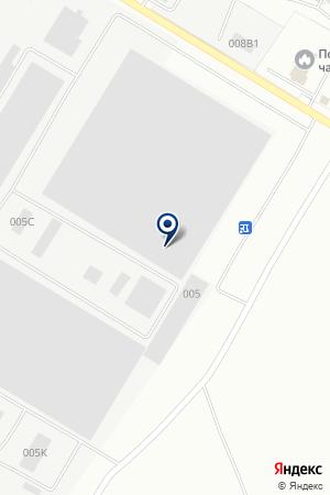 МАГАЗИН ОГОНЕК на карте Черногорска
