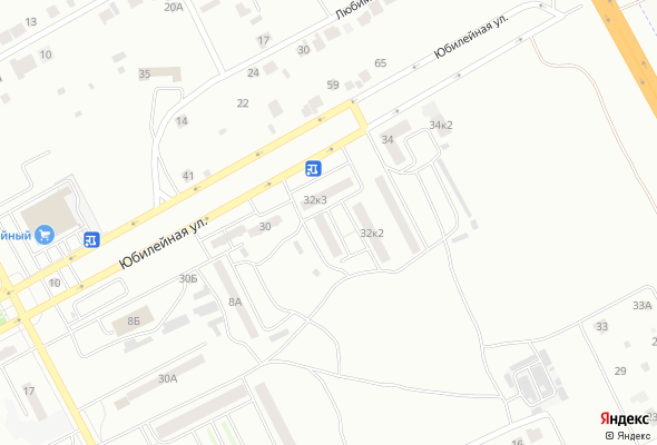 жилой комплекс по ул. Юбилейная