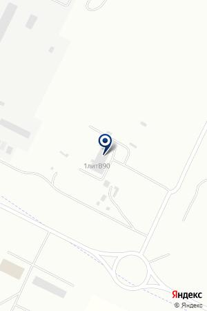 1 отряд ФПС по Республике Хакасия на карте Абакана