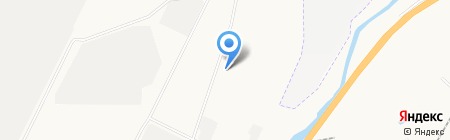 Исправительная колония №35 на карте Абакана