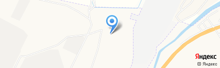 УФСИН России по Республике Хакасия на карте Абакана