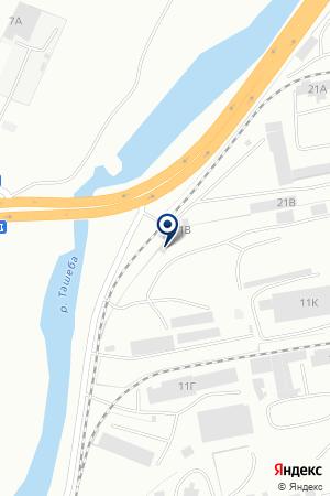 AVTOFF на карте Абакана