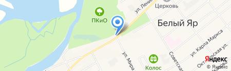 Элит Пласт на карте Белого Яра