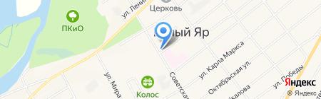 Отдел по Алтайскому району на карте Белого Яра