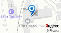 Компания Банзай Моторс на карте