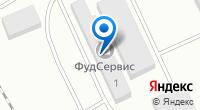 Компания Технологический сервис на карте