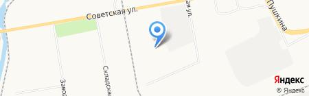Данила мастер на карте Абакана