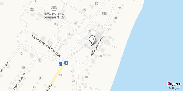 Ласка. Схема проезда в Усть-Абакане