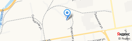 ИТА ГРУПП на карте Абакана