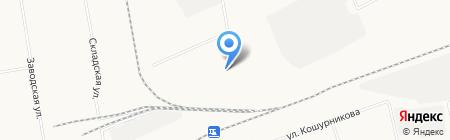 АВТОТРЕЙДИНГ на карте Абакана